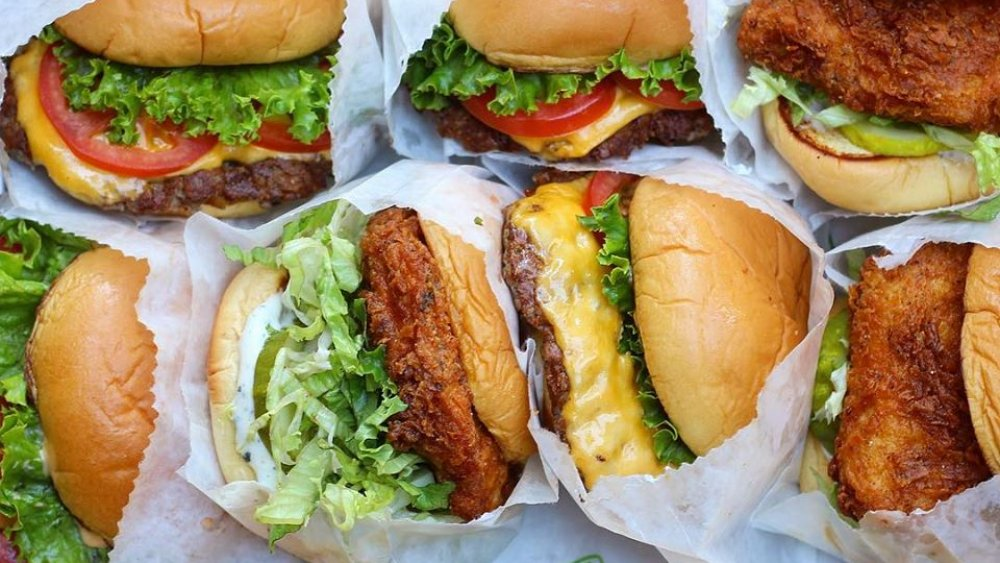 Shake Shack S Menu Items Ranked From Worst To Best