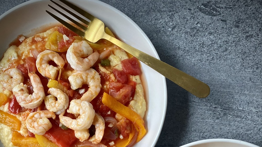 The Best Shrimp And Grits You've Ever Tasted