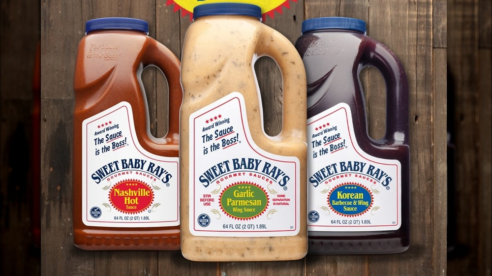 Sweet Baby Ray's new sauce trio