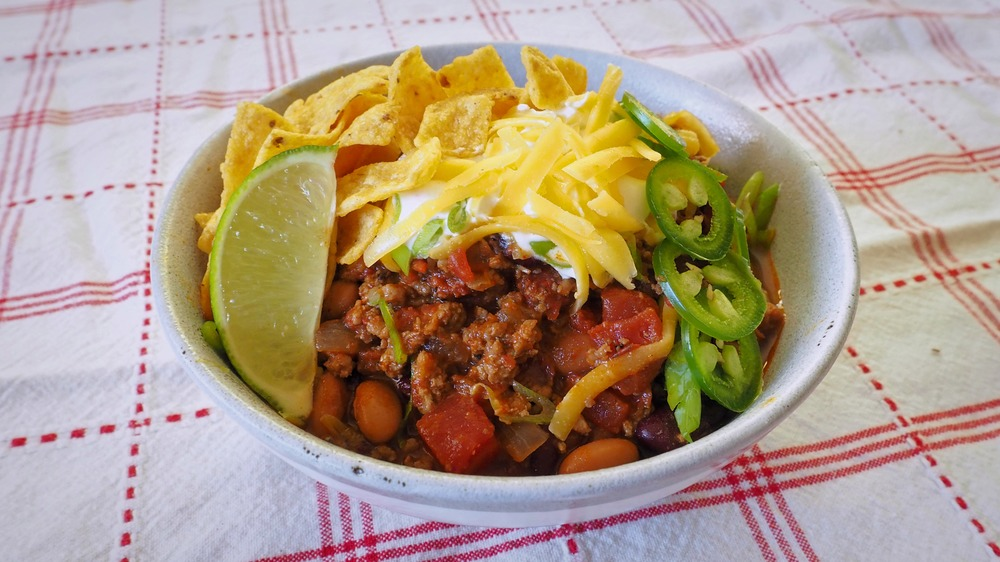 The 5-ingredient chili recipe you need to know about