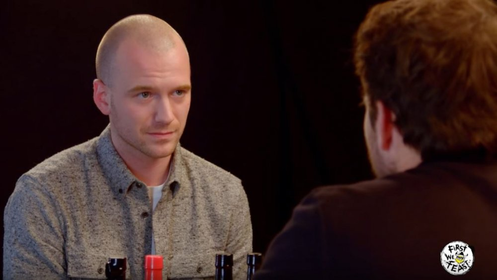 Sean Evans hot ones host