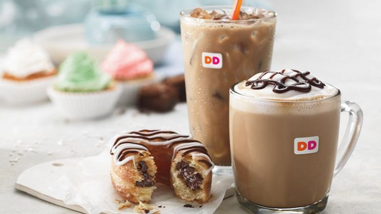 Strange Dunkin Donuts Secret Menu Items You Have To Try Funny Birthday Cards Online Elaedamsfinfo