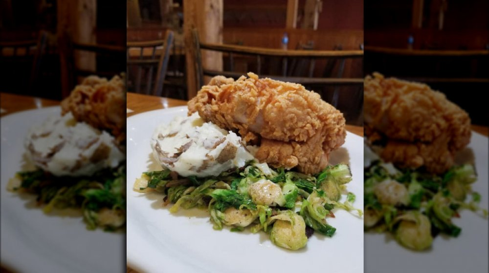 Kansas: Hays House Restaurant's fried chicken