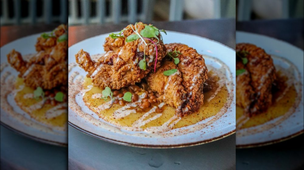 Maryland: The Food Market's fried chicken