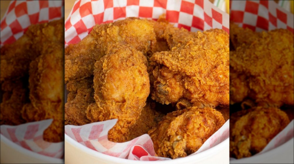 New York: Bobwhite Counter's fried chicken