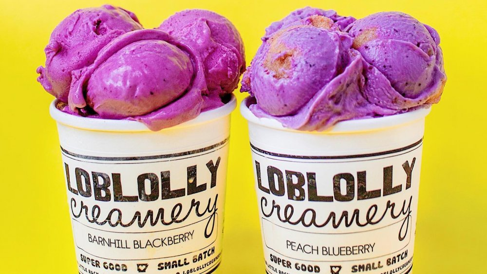 Loblolly ice cream