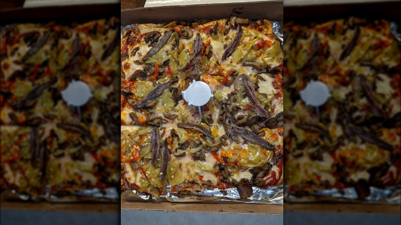West Virginia: Vito's Pizza and Restaurant
