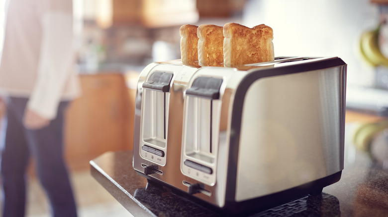 uses of a toaster