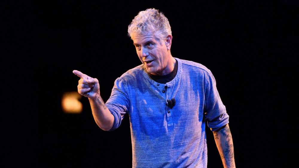 craziest things Anthony Bourdain ever ate