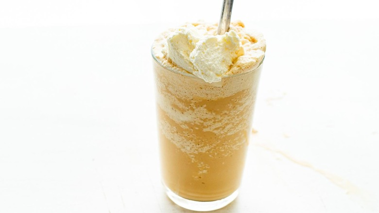 The Easy Frappuccino Recipe You Can Make At Home