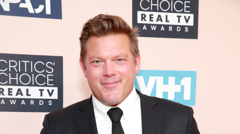 Tyler Florence smiling