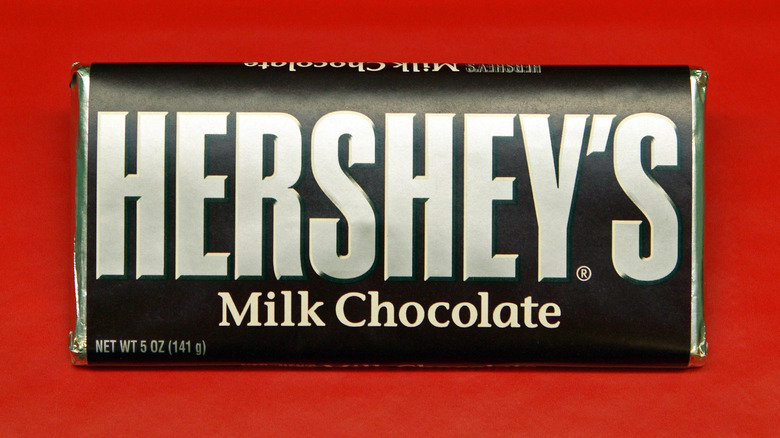 Hershey's chocolate: from child labor?