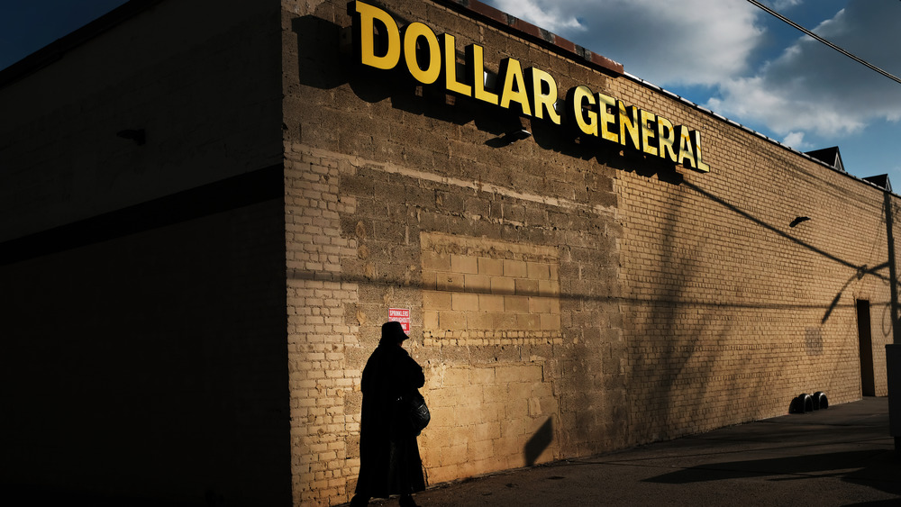 A Dollar General outlet