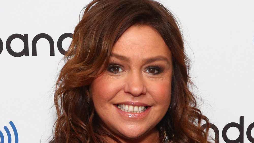 A close-up of chef Rachael Ray