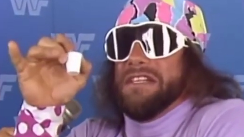 Randy Savage cream of the crop