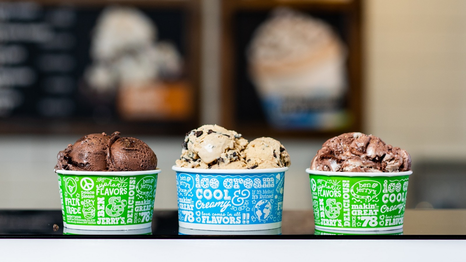 The Most Popular Ben Jerry S Ice Cream Flavors