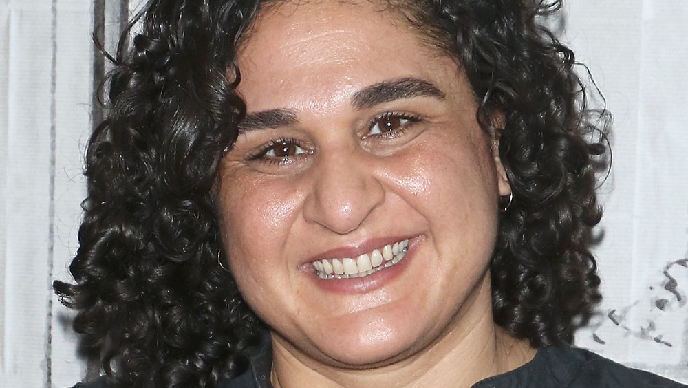 headshot of Samin Nosrat