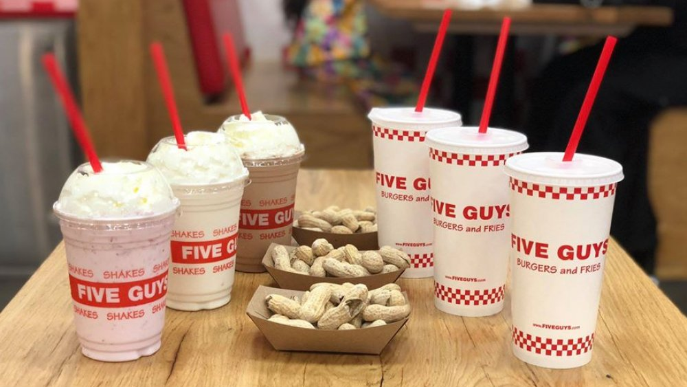 The One Extra Add In You Need To Add To Your Five Guys Milkshakes
