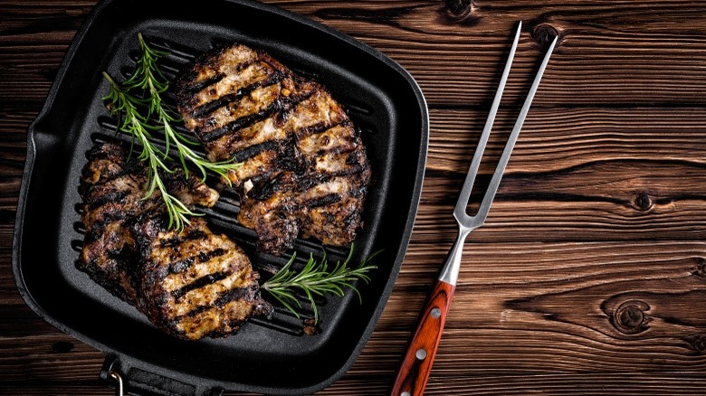 The one thing you should do before cooking meat