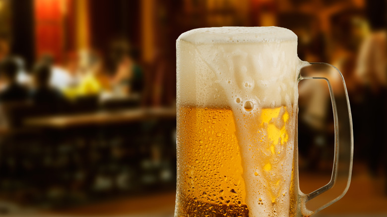 The real reason beer tastes better on draft