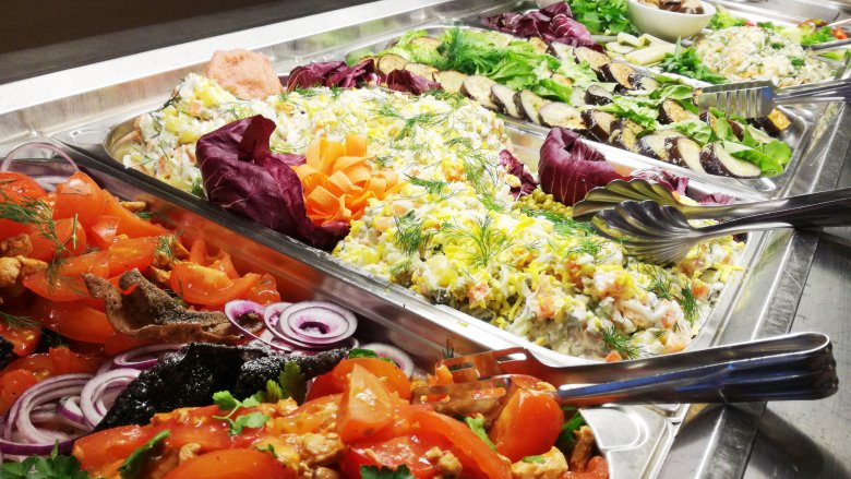 The Real Reason Buffet Style Dining Is Disappearing
