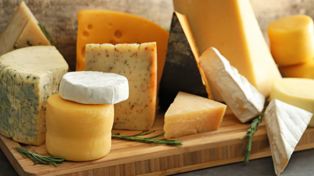 cheese is most stolen food