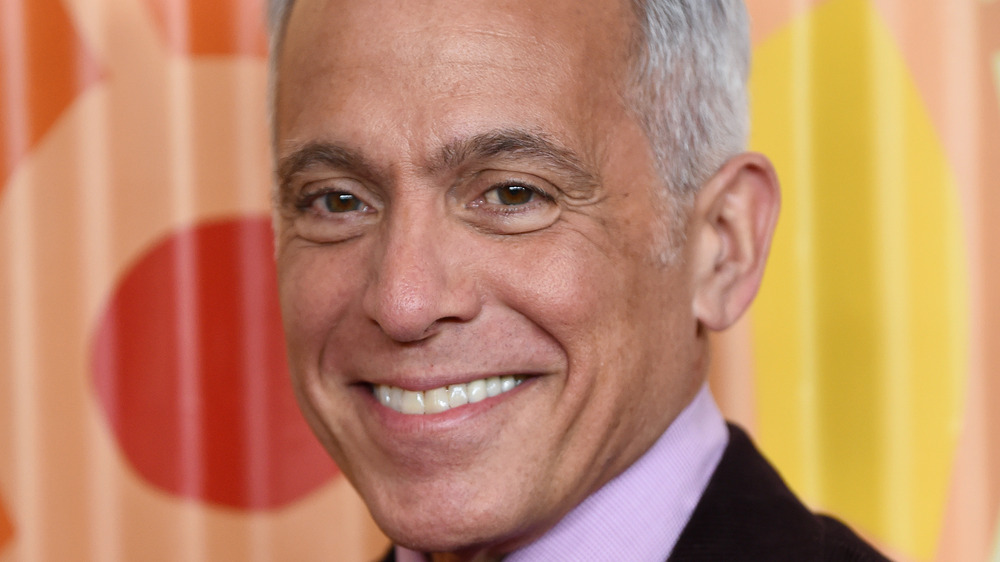 Geoffrey Zakarian close-up