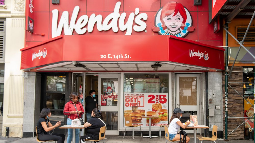 A generic image of Wendy's