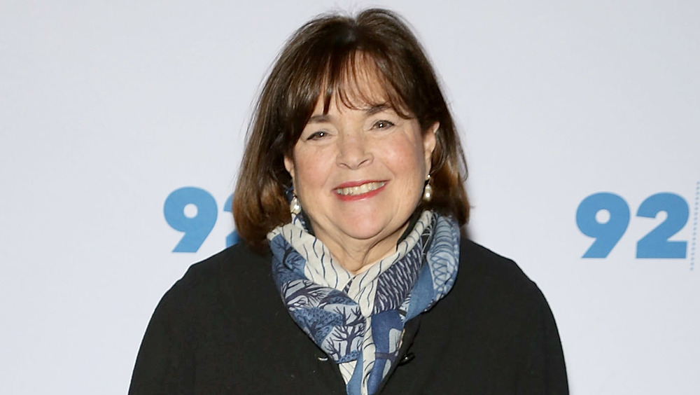 Ina Garten posing for picture