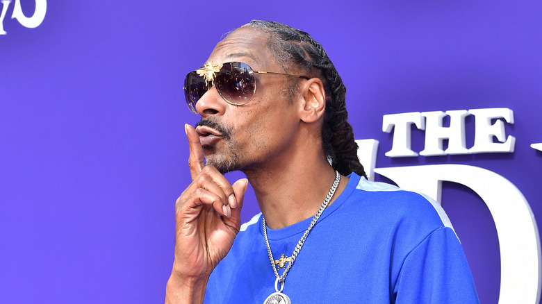 The secret ingredient Snoop Dogg uses in his chicken wings