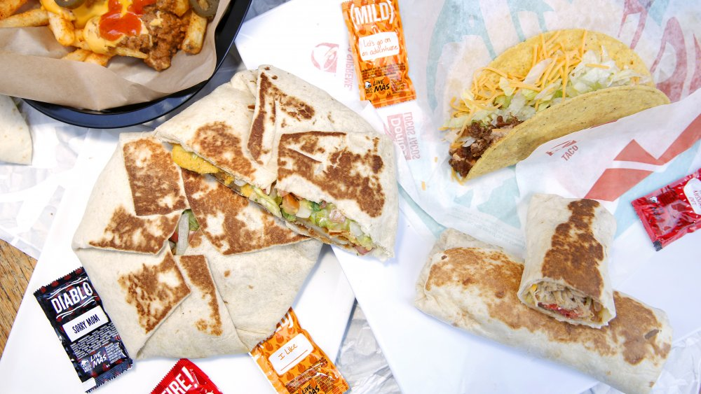 The Secret Item You Can Order At Taco Bell