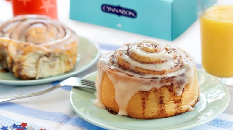 The special cinnamon used in Cinnabon's famous rolls