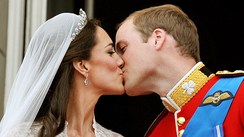 Prince William and Kate get married
