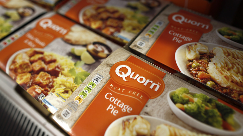 Quorn frozen meal
