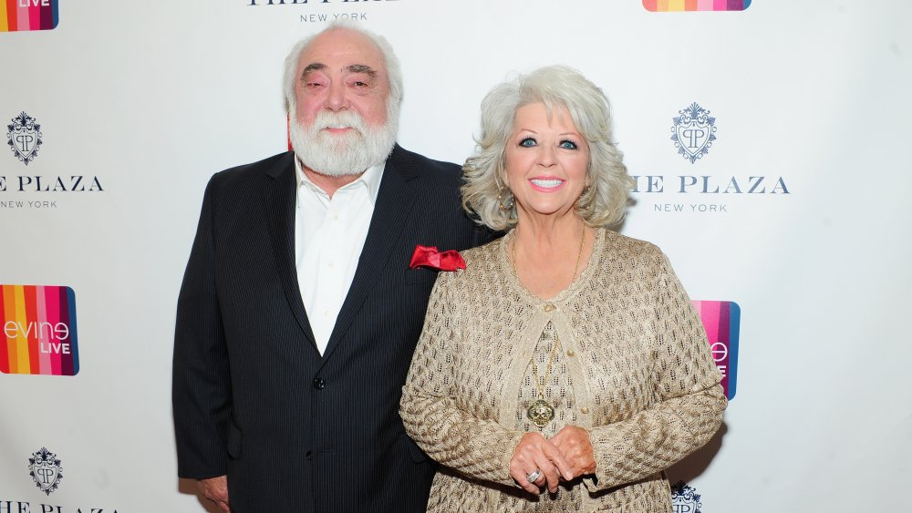 Paula Deen and her husband Michael Groover