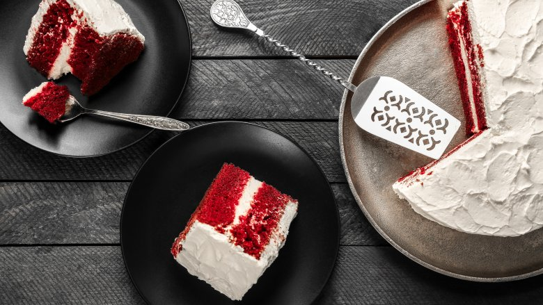 The Truth About Red Velvet Cake