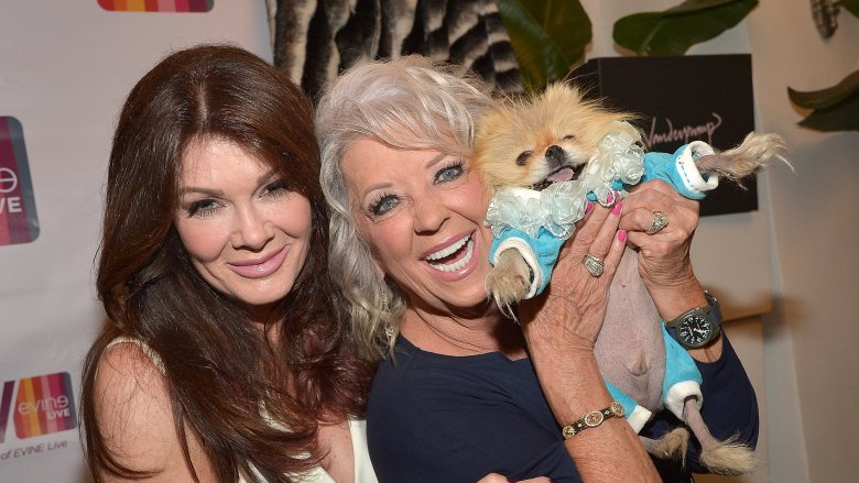 Paula Deen and Lisa Vanderpump