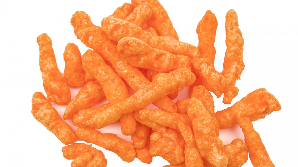 Cheetos and Fritos are related
