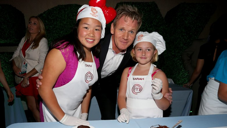 Gordon Ramsay on MasterChef