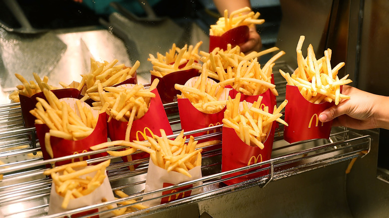 The untold truth of McDonald's fries - Mashed