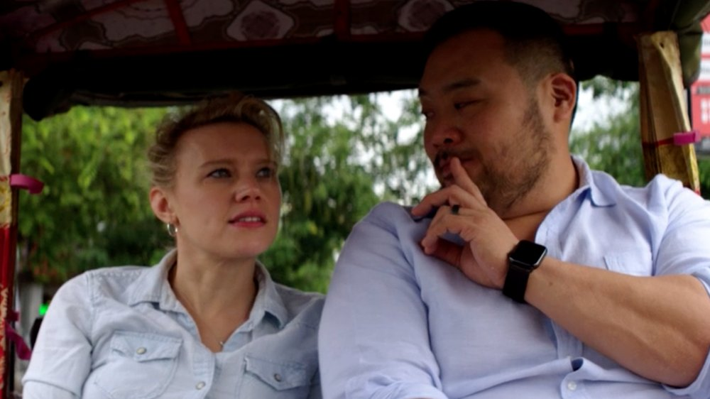 Kate McKinnon and David Chang on Breakfast, Lunch & Dinner