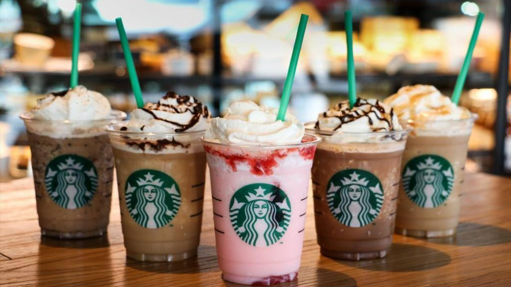 The Untold Truth Of Starbucks Frappuccinos