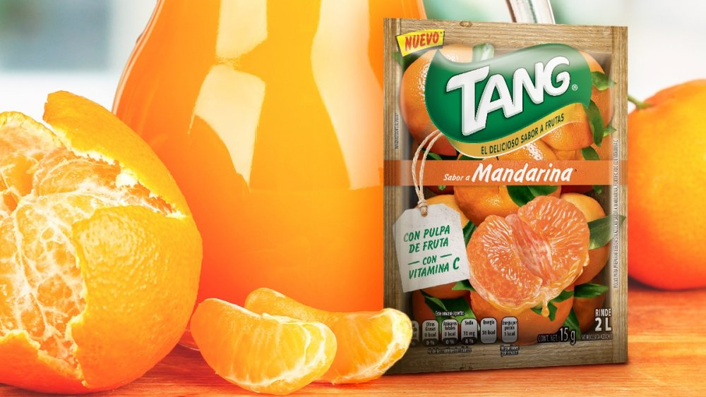 Pitcher of Tang