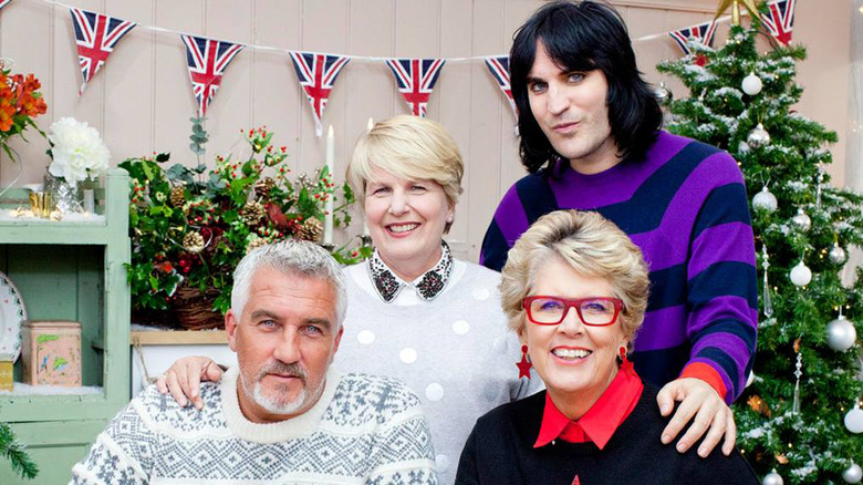 great british bake off show