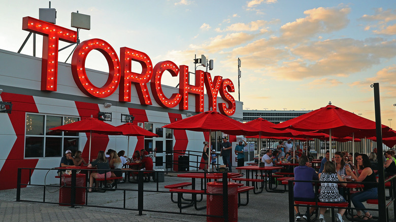 An image of a Torchy Tacos' outlet