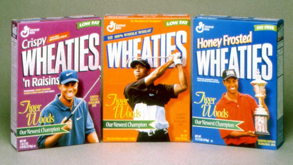 Wheaties Boxes