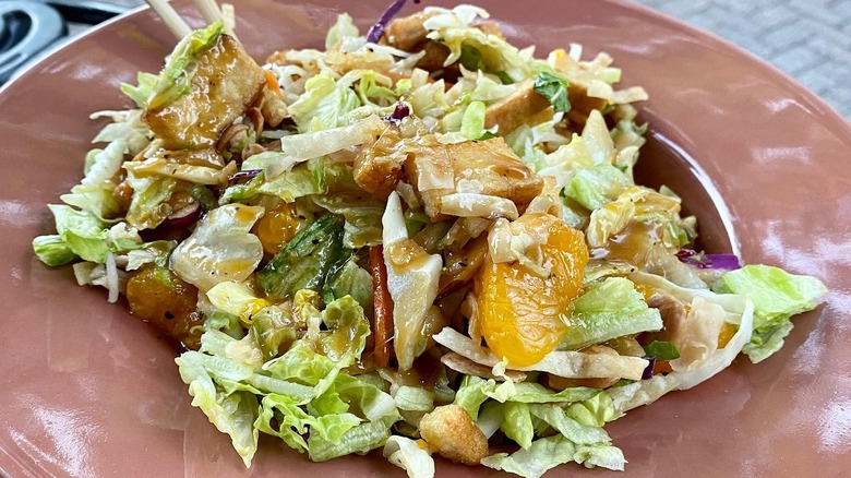 p.f. chang's Mandarin Crunch Salad