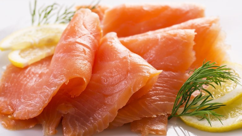 This is how smoked salmon is really made