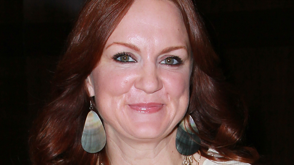 Ree Drummond Smiling And Wearing Earrings