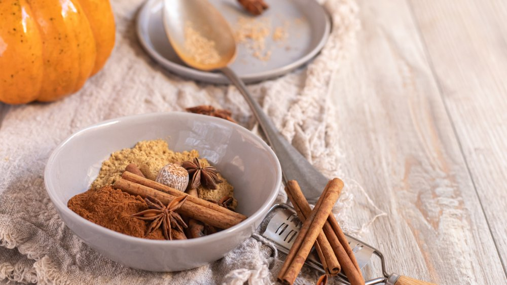 This Is What You Can Substitute For Pumpkin Pie Spice